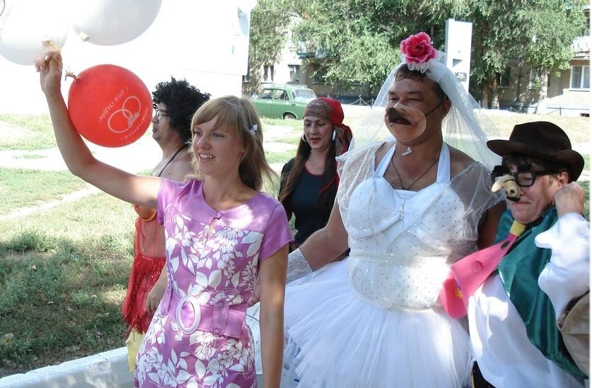 Оригинальные конкурсы на годовщине свадьбы